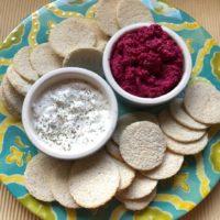 Casabi Crackers - Garlic, Onion, Natural