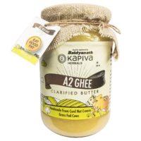 Kapiva Grass-Fed A2 Cow Milk Ghee