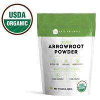 Kate Naturals Organic Arrowroot Powder