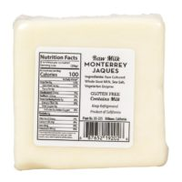 Sierra Nevada, Caprae Collection, Raw, Aged Goat Cheese - Monterrey Jacques