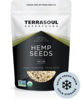 TerraSoul Organic Hemp Seeds