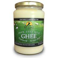 Mt. Capra Grass-Fed Goat Milk Ghee