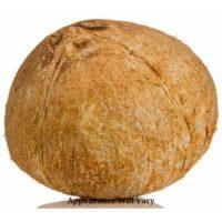 Azure Market Brown Organic Coconut