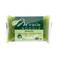 Miracle Noodles Spinach Angel Hair