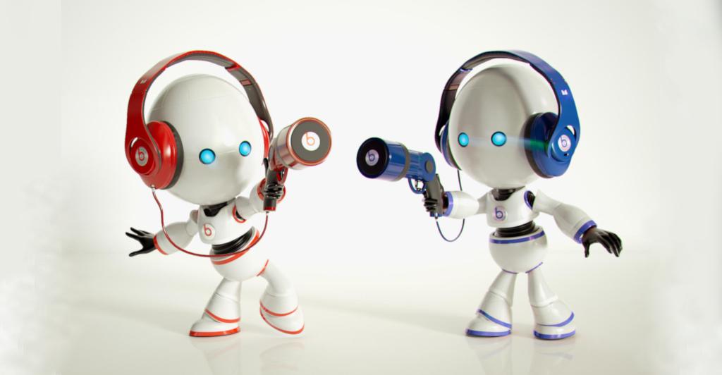 Robots Duel