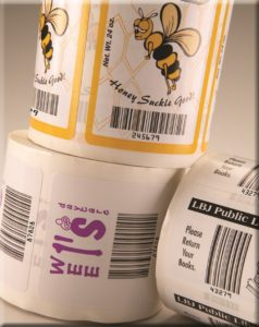 Barcode Product Labels