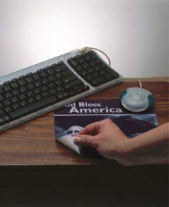 Removable & Mousepad Labels