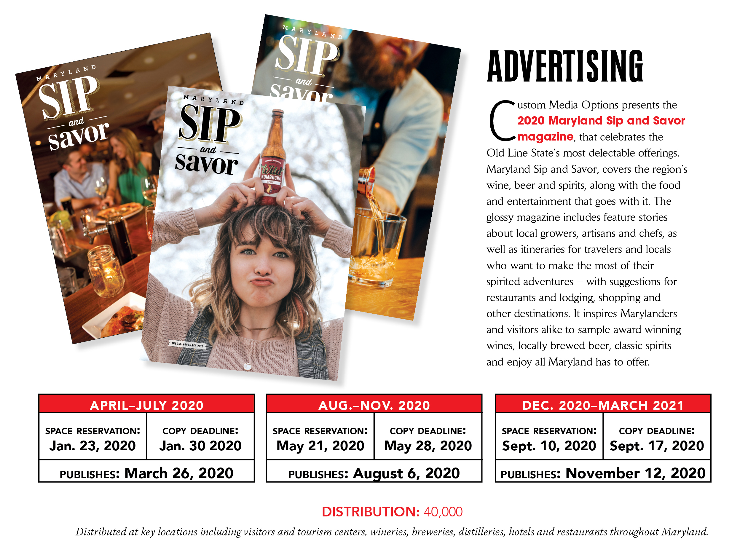MD Sip and Savor-promo