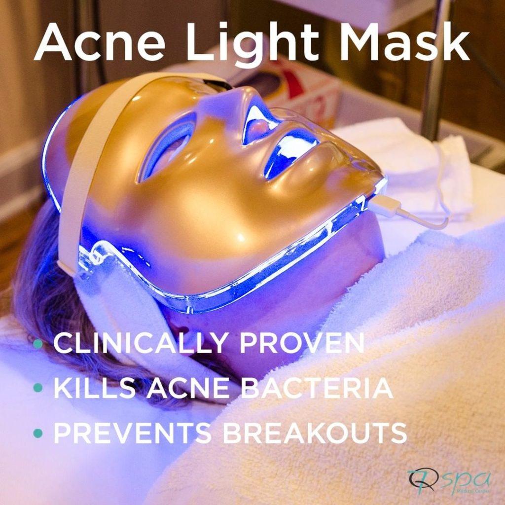 Acne Facial - 7Q Spa - Acne Facial Burbank