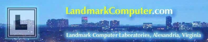 Landmark Computer Labs skyline
