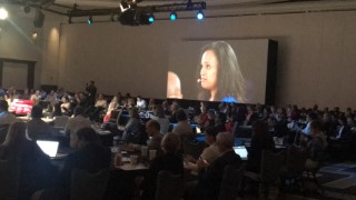 Natasha Bowman speaking at the 4A's Accelerate Conference - Chicago, Il