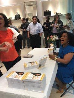 Natasha Bowman Book Signing- White Plains, New York