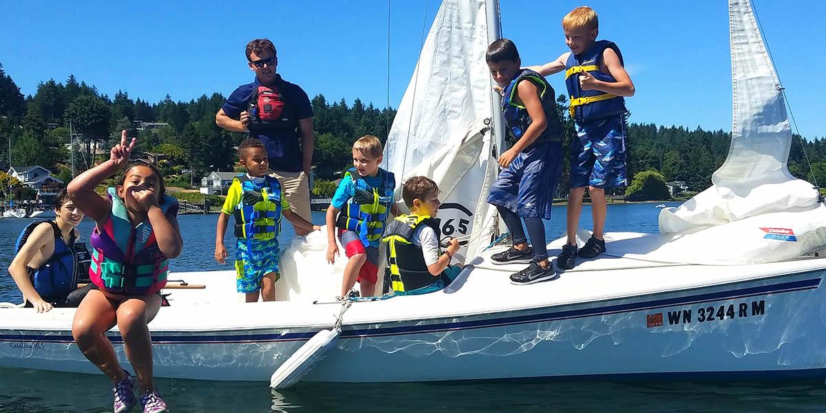 Summer Guppy Sailing