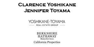 Clarence Yoshikane & Jennifer Toyama