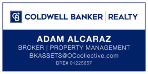 Adam Alcaraz of Coldwell Banker