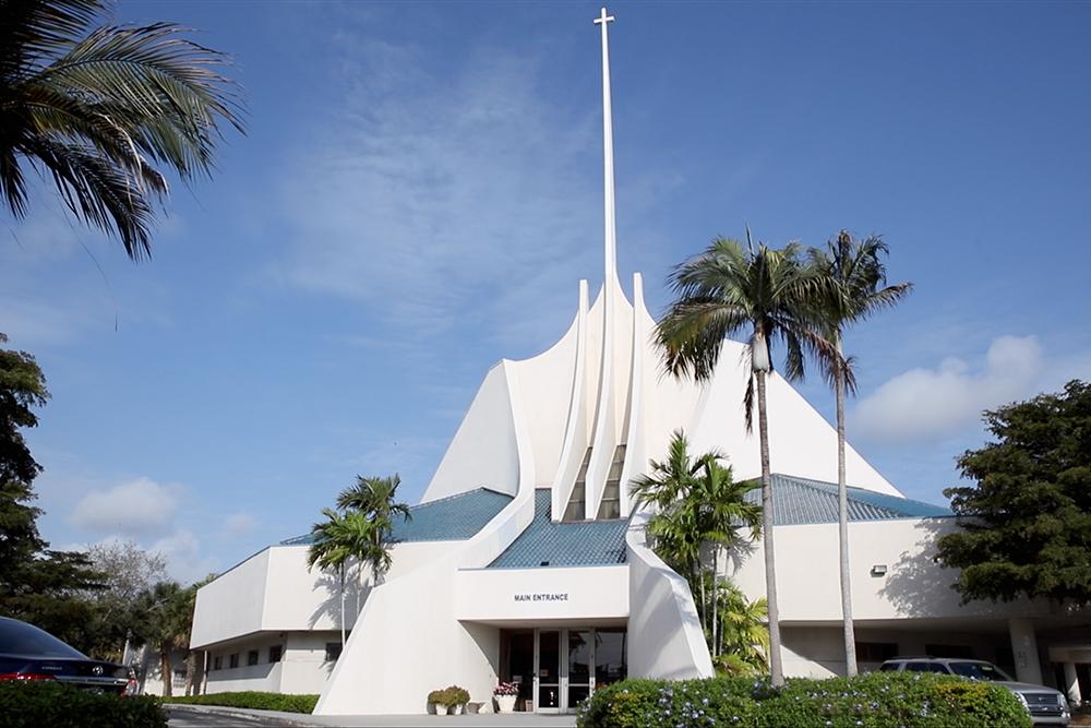 wayside baptist church miami