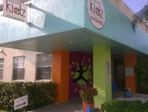 Kidz Entrance wayside baptist church miami