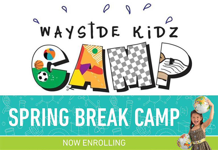 spring break camp wayside baptist church