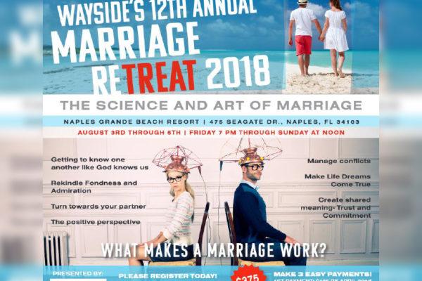 wayside baptist church marriage retreat 2018