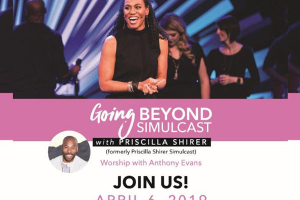 Going Beyond Simulcast - Study with Priscilla Shirer