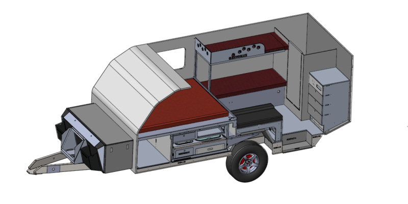 Defender bunks