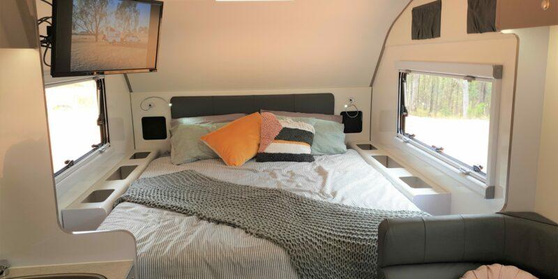 bedroom quarters
