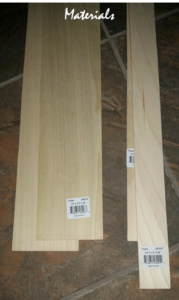 Board and Batten Wood Materials