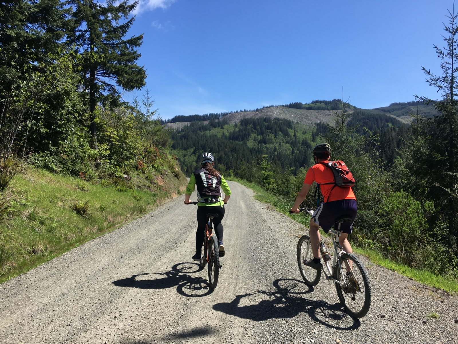 Full Day Sixes River to Elk River Gravel Ride