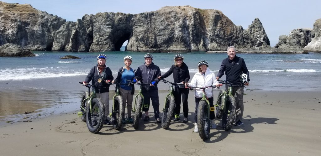 Bandon Fat Bike Route - Guided Tour