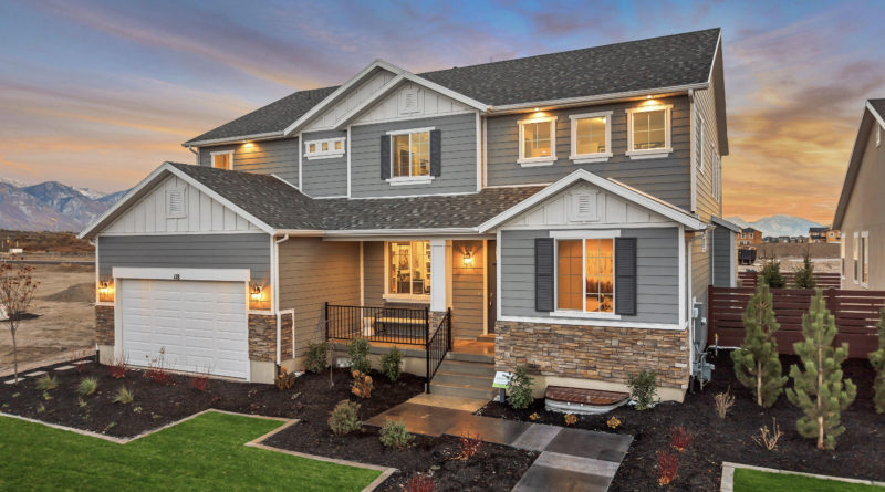woodside homes waters edge orem utah