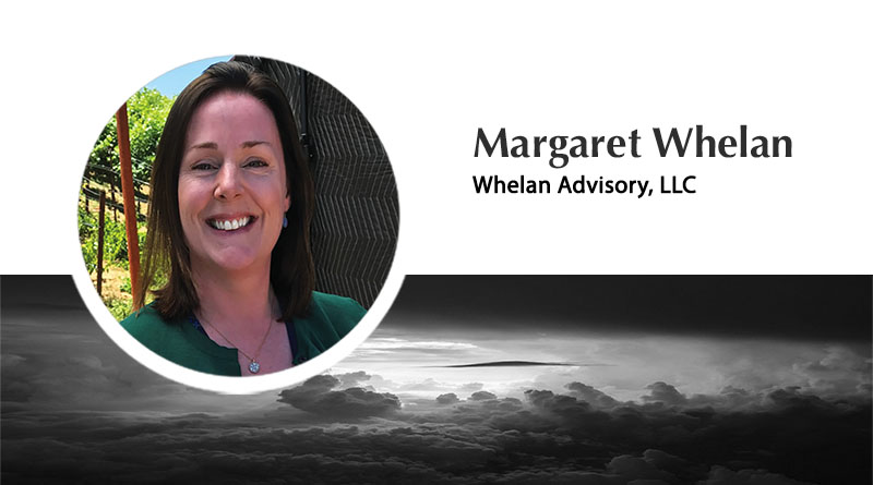Margaret Whelan provides economic insight to builders