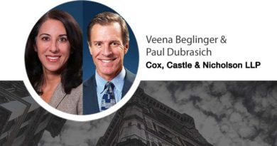 Veena and Paul Headshot for their column