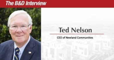 Ted Nelson, CEO of Newland headshot