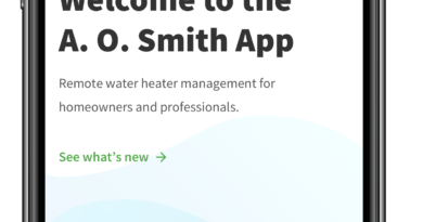 Demand Response, Time-of-use Options Added to A. O. Smith Mobile App