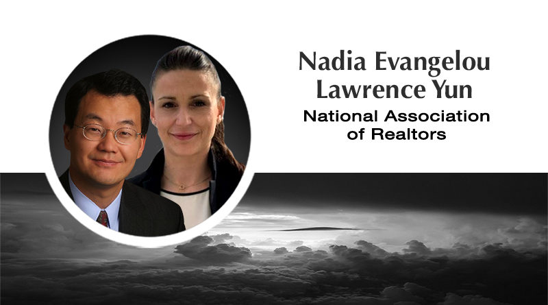 Lawrence Yun and Nadia Evangelou column