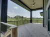 The Trend Setter - Covered Deck