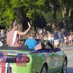 Mrs. Iowa 2013 Parade