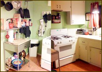 Vintage Kitchen 2