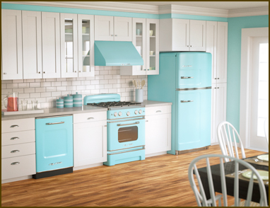 Vintage Kitchen 6