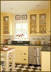 Vintage Kitchen 8