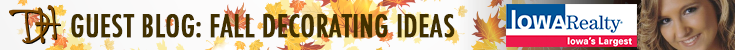 Guest Blog: Fall Decorating Ideas