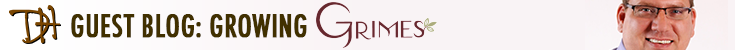 Guest Blog: Growing Grimes