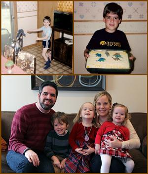 Zachary Kreger Family Memories
