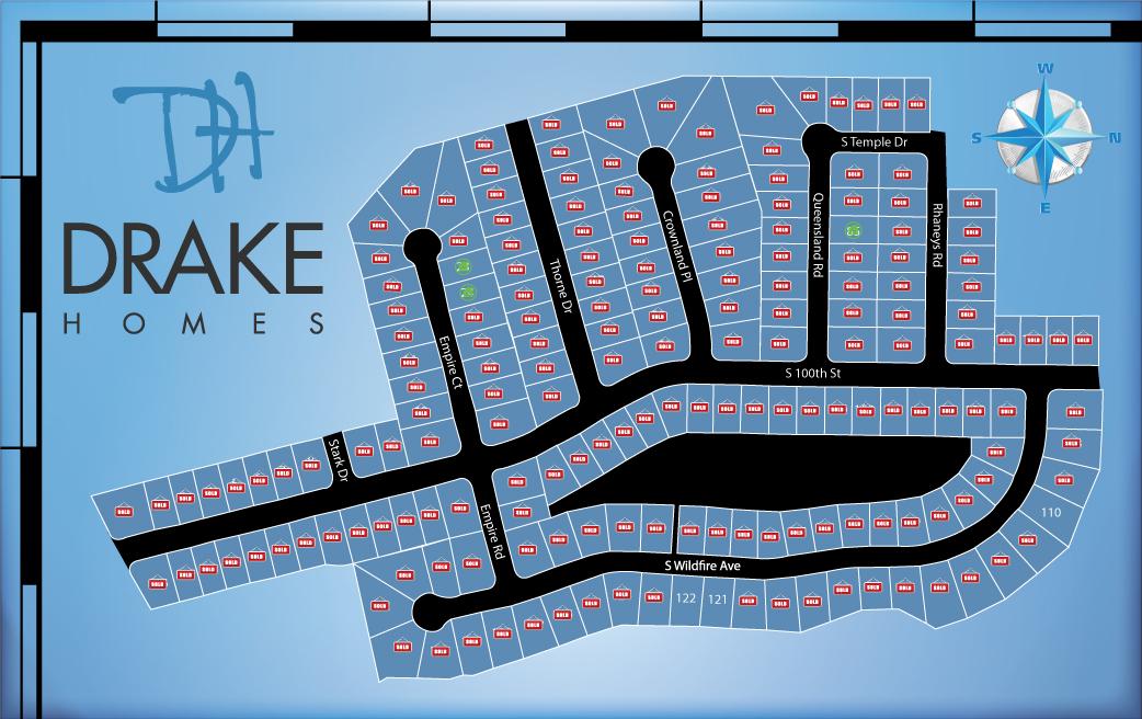Kings Landing - West Des Moines - Plat Map