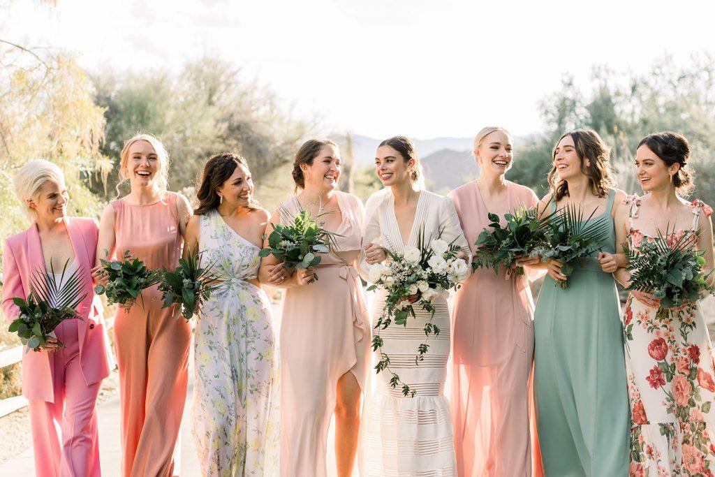 Elwynn and Cass Rancho Mirage / The Living Desert Wedding