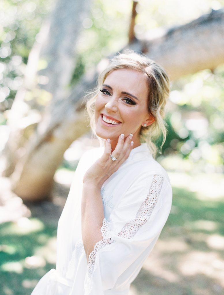 Wedding Beauty Trends / Elwynn + Cass Dewy Makeup