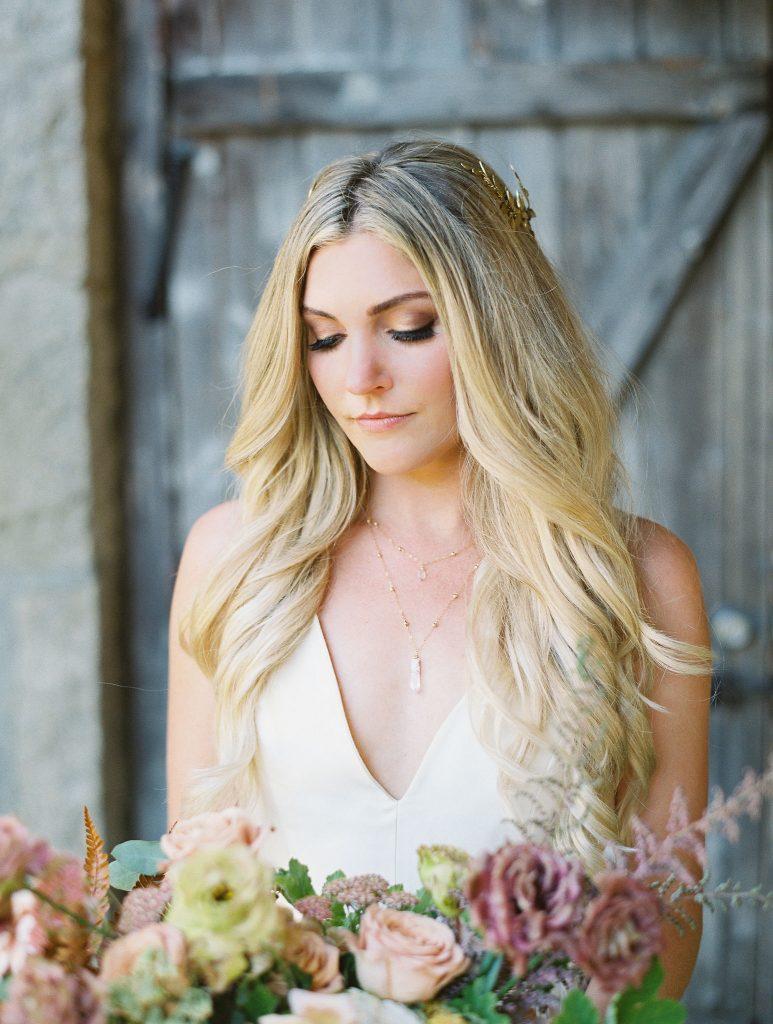 Wedding Beauty Trends / Elwynn + Cass