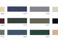 Defab Somerton Canvas Plain Colour Options