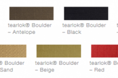 defab tearlok boulder colour options