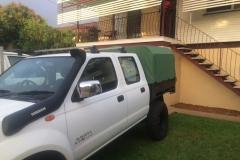 Front whole vehicle